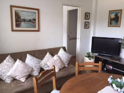 apartamento 1 dormitorio alquiler por temporada, roosevelt