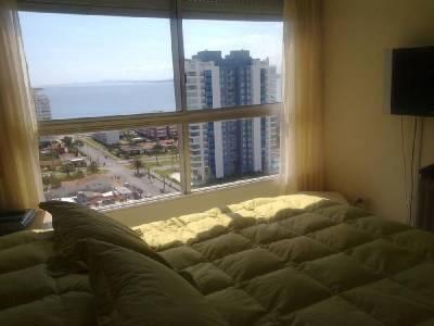 Alquiler temporada apartamento 2 dormitorios con amenities