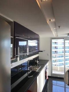 Exelente Oportunidad, apto de 1 dormitorio con balcon con parrillero en la brava