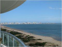 Espectacular departamento con las mejores vistas de Punta / Spectacular department with breathtaking views from Punta!!
