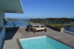Espectacular Penthouse en la Barra con balcon y terraza con currasquera y Piscina.