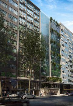 Monoambiente en excelente desarrollo en Montevideo!