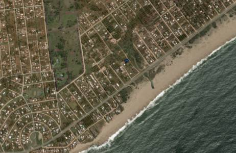 Terreno de 450 m2 a media cuadra de la ruta 10 balneario Buenos Aires