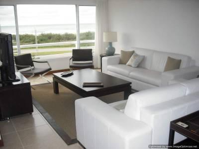 Apartamento en primera línea frente al mar