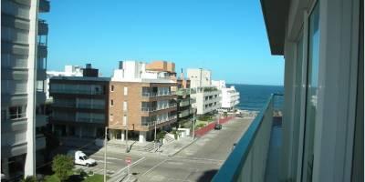 Peninsula , nuevo con gran terraza con parrillero de uso exclusivo