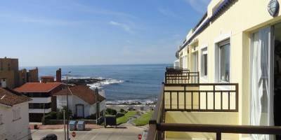 Parrillero propio, linda vista al mar, terraza  y piscina