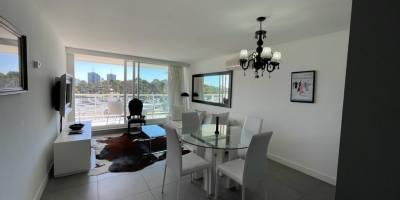 Apartamento nuevo, con servicios, ideal para vivir todo el año