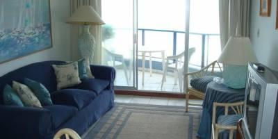 Alquiler de temporada penthouses con vista al mar