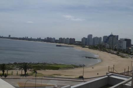 Preciosa vista a la bahía, en la peninsula.