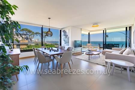 Sea Breezes - Punta del Este - 3 Dormitorios - excelente ubicación y servicios