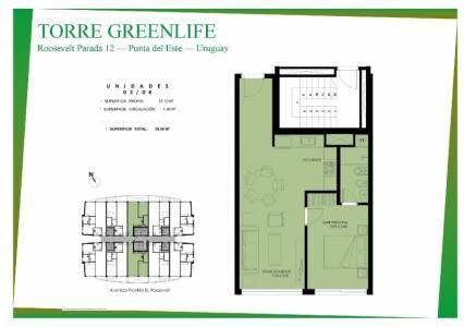 Torre Green Life - Oportunidad