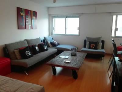Peninsula,1 dormitorio,1 baño,cocina y garage.