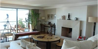 Puerto 4 dormitorios en suite,dependencia de servicio y garage.