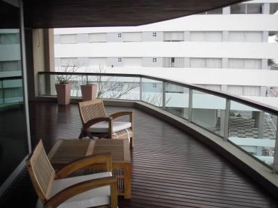 Espectacular apartamento frente al puerto