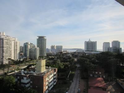 Apartamento de 1 dormitorio en Playa Brava
