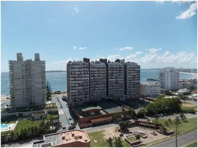 Apartamento para 4 personas con vista al Mar en Punta del Este