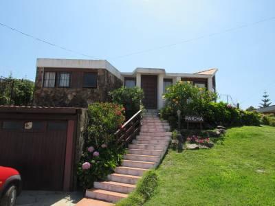 Casa a 100 metros de la playa con vista