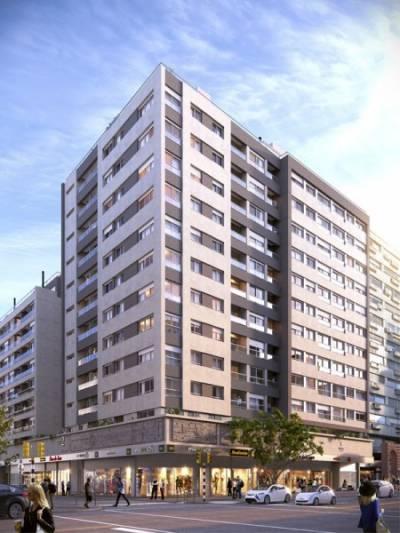 Apartamentos en venta de 0,1, 2 o 3 dormitorios