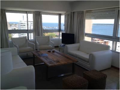 Apartamento en alquiler frente al mar