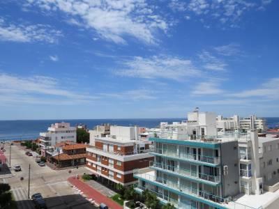 apartamento en peninsula vista al puerto