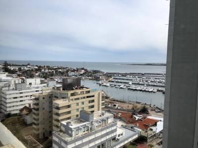 Muy lindo apto con vista al puerto