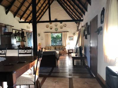 Cabaña muy cómoda y con amplios espacios