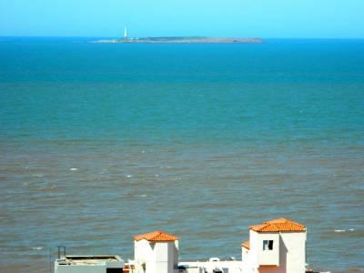 Excelente vista al Puerto y Brava !!!