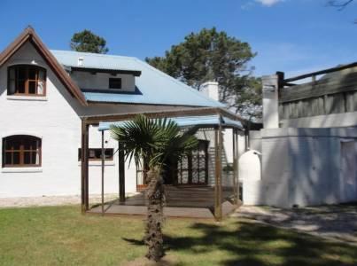 Casa en La Barra, 3 dormitorios, barbacoa