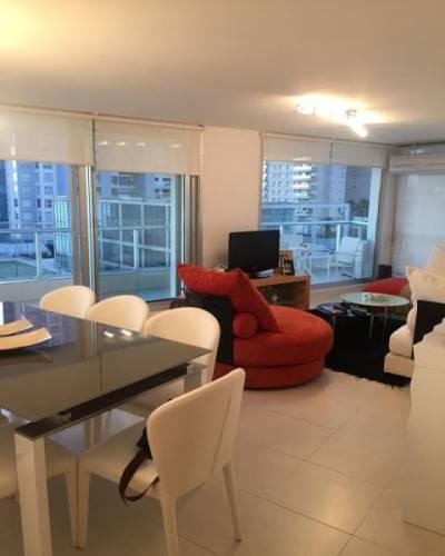 Departamento con todos las comodidades  ,   living- comedor , cocina ,  3 dormitorios , 3 baños en suite , toilette , terraza lavadero , muy confortable , consulte