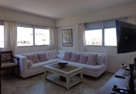 PENINSULA, Amplio y luminoso apto, con excelente ubicacion en la península, 3 dormitorios, 2 baños, garage