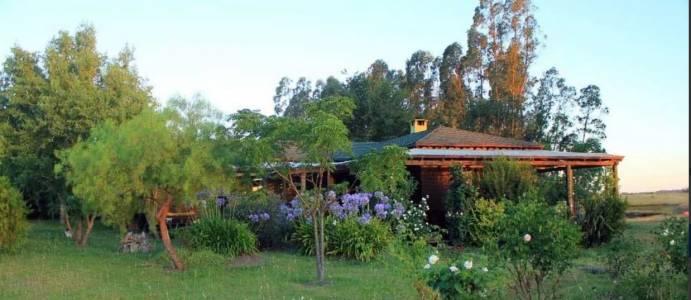 Chacra en Uruguay, a 140 km de Montevideo, y 35  km de Punta del Este