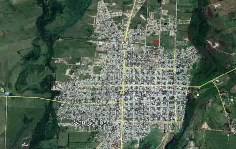 Terreno en Maldonado, San Carlos