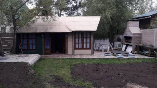 Cabaña en Balneario El Chorro