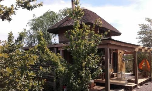 Hermosa cabaña en El Chorro!