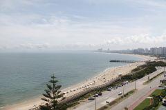 Primera linea al mar playa mansa