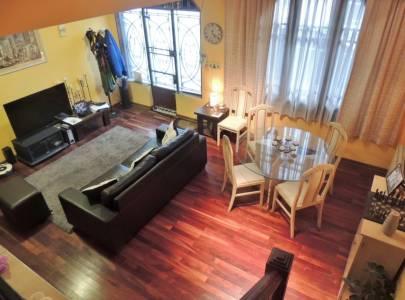 Preciosa casa de estilo en Pocitos, próxima Sarmiento y 21